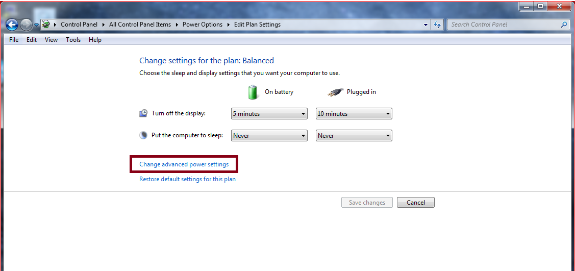 windows 7 tips disable hibernation