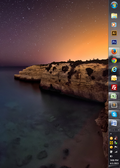 windows taskbar tip